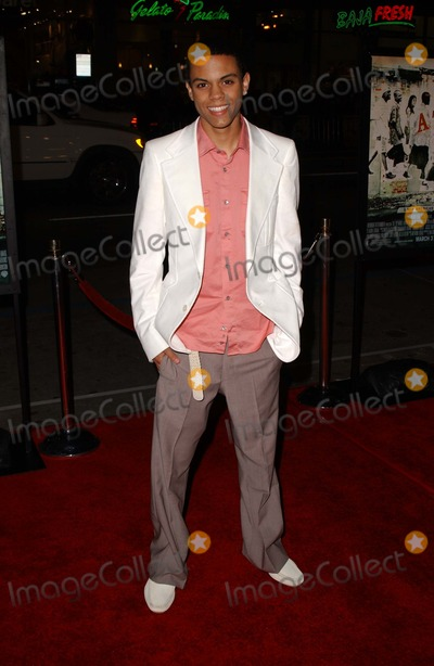 ATL Photo - Evan Ross Naessat the Los Angeles Premiere of ATL Graumans Chinese Theatre Hollywood CA 03-30-06