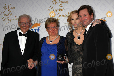 Alfred Mann Photo - Alfred Mann Rika Mann Janet Jones Gretzky Wayne Gretzkyat the 10th Alfred Mann Foundation Gala Robinson-May Lot Beverly Hills CA 10-13-13