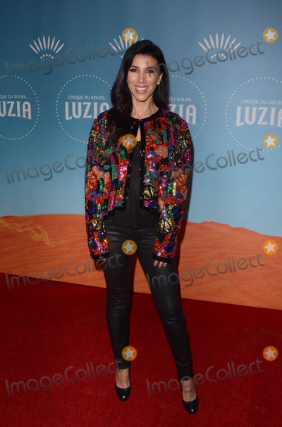 Adrianna Costa Photo - Adrianna Costaat the LUZIA by Cirque du Soleil Los Angeles Premiere Dodger Stadium Los Angeles CA 12-12-17