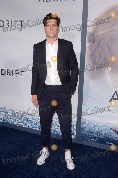 Andrew Duplessie Photo - Andrew Duplessieat the Adrift World Premiere Regal Cinemas LA Live Los Angeles CA 05-23-18
