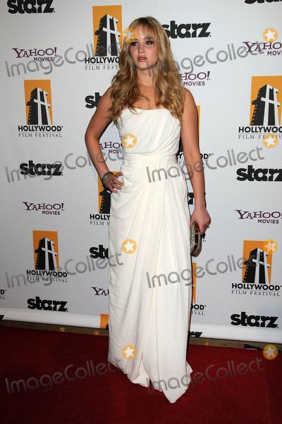 Jennifer Lawrence Photo - Jennifer Lawrenceat the 14th Annual Hollywood Awards Gala Beverly Hilton Hotel Beverly Hills CA 10-25-10