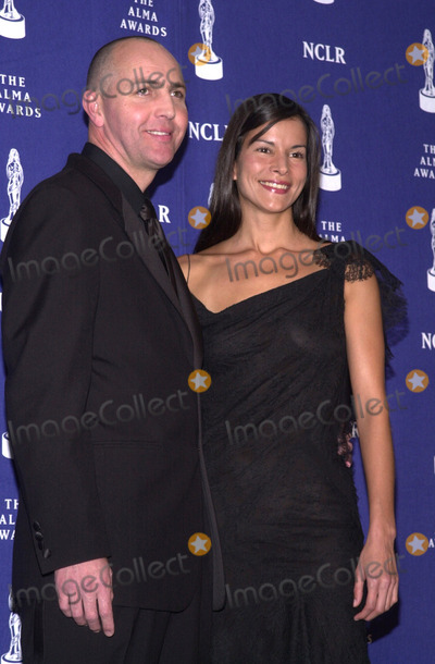 Arnold Vosloo Photo - Arnold Vosloo and Patricia Velazquez at the 2001 ALMA Awards Pasadena Civic Auditorium 04-22-01