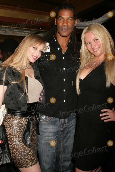 Amanda Rushing Photo - Amanda Rushing with William Romeo and Robin Coleman  at the FG Magazine Release Party 24k Lounge West Hollywood CA 12-19-08
