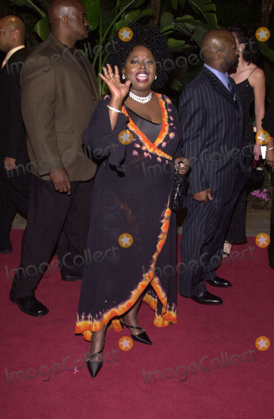 Angie Stone Photo - Angie Stone at the Clive Davis Pre-GRAMMY Party Beverly Hills Hotel 02-26-02