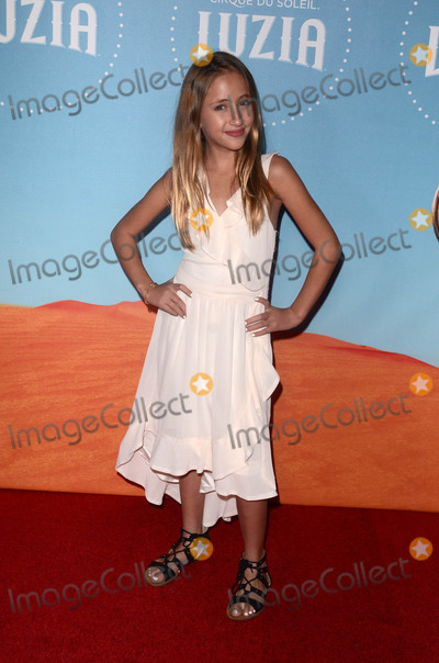 Ava Kolker Photo - Ava Kolkerat the LUZIA by Cirque du Soleil Los Angeles Premiere Dodger Stadium Los Angeles CA 12-12-17
