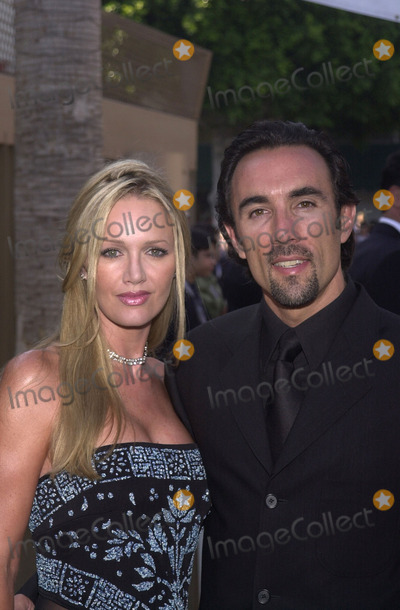 Anthony Quinn Photo - Francisco Quinn and wife Julie at the Los Angeles Latino Film Festival awards ceremony and tribute to Anthony Quinn Egyptian Theater Hollywood 07-28-01