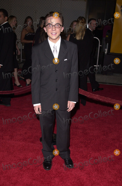 Frankie Muniz Photo -  Frankie Muniz at a special presentation of Disneys The Lion King benfitting the Karabo Foundation Pantages Theater 10-18-00