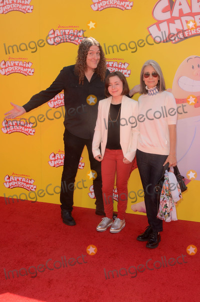 Al Yankovic Photo - Al Yankovicat the Captain Underpants Los Angeles Premiere Village Theater Westwood CA 05-21-17