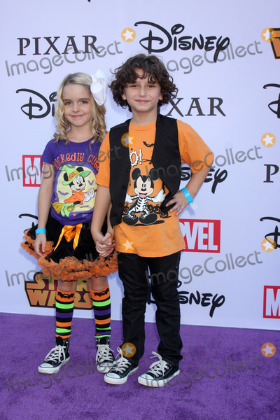 August Maturo Photo - McKenna Grace August Maturoat the VIP Disney Halloween Event Disney Consumer Product Pop Up Store Glendale CA 10-01-14David EdwardsDailyCelebcom 818-915-4440