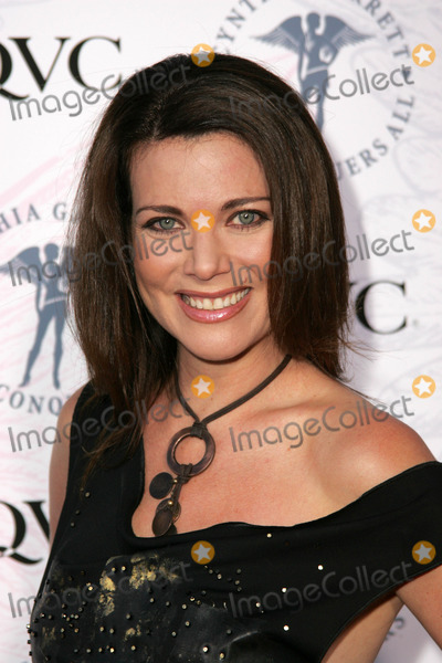 Cynthia Garrett Photo - Katie Barberiat QVCs debut of Cynthia Garretts Love Conquers All Jewelry Collection The Hollywood Roosevelt Hotel Hollywood CA 08-22-06
