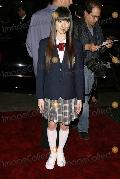 Chiaki Kuriyama Photo - Chiaki Kuriyama at the Los Angeles premiere of Miramaxs Kill Bill Vol 1 at the Chinese Theater Hollywood CA 09-29-03