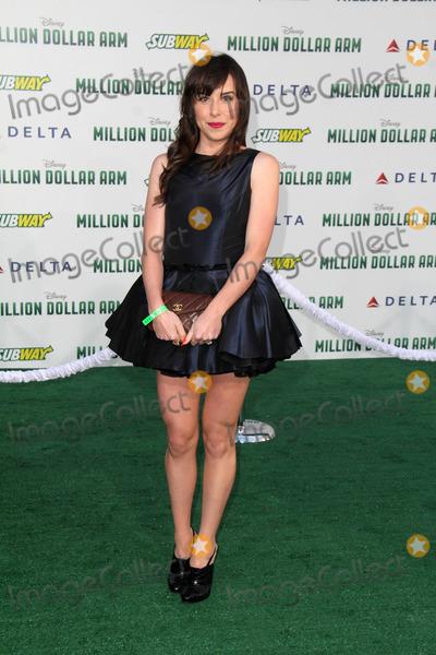 Allyn Rachel Photo - Allyn Rachelat the Million Dollar Arm World Premiere El Capitan Hollywood CA 05-06-14