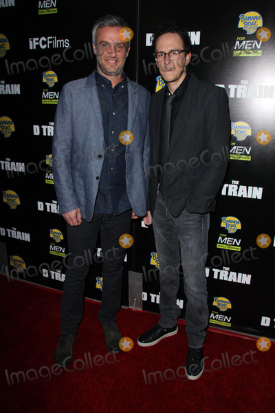 Andrew Mogel Photo - Andrew Mogel Jarrad Paulat the D Train Los Angeles Premiere Arclight Hollywood CA 04-27-15