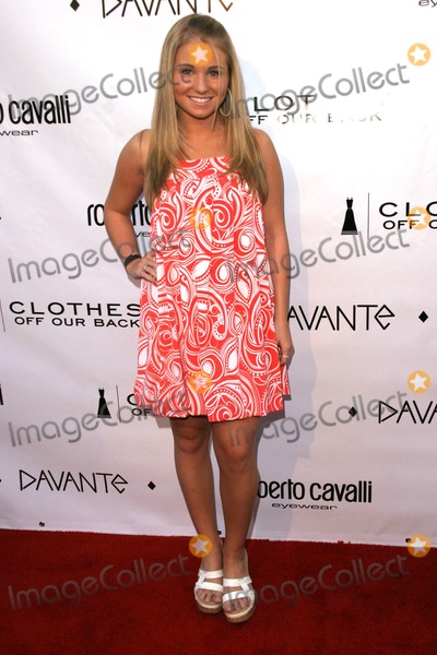 Ashley ROSE Orr Photo - Ashley Rose Orrat the Davante Rodeo Drive Boutique Opening Davante Beverly Hills CA 06-07-07
