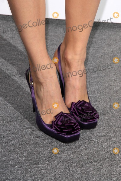 Alberta Ferretti Photo - Emmy Rossums shoes at the Opening of the Alberta Ferretti Flagship Store on Melrose hosted by Vogue Alberta Ferretti Los Angeles CA 11-12-08