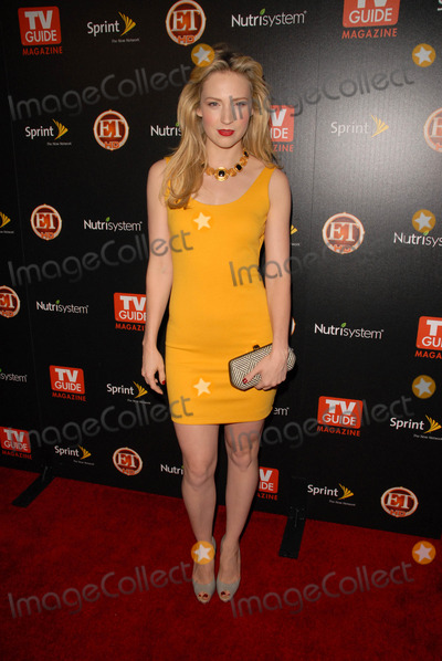 Beth Riesgraf Photo - Beth Riesgrafat the TV GUIDE Magazines Hot List Party SLS Hotel Los Angeles CA 11-10-09