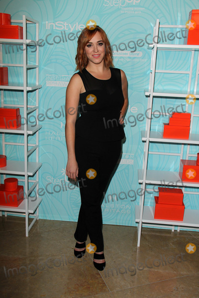 Andrea Bowen Photo - Andrea Bowenat the Step Up 11th Annual Inspiration Awards Beverly Hilton Hotel Beverly Hills CA 05-31-14