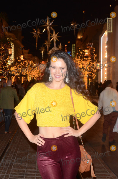 Allstar Weekend Photo - Natasha Blasickthe Ukranian Actress - who appears in the upcoming Jamie Foxx film All-Star Weekend - spotted out Holiday shopping in Los Angeles CA 11-30-17