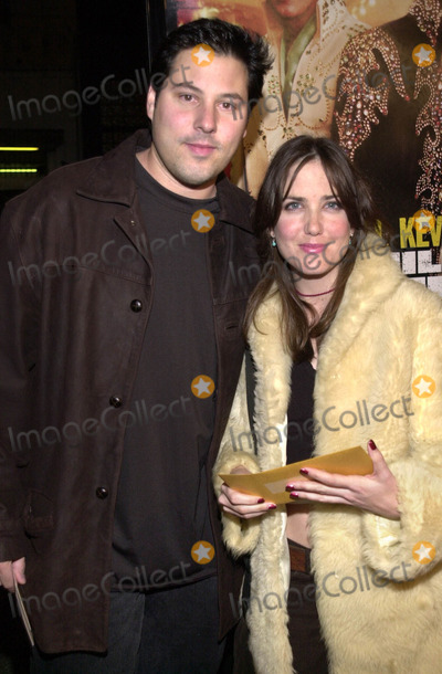 Amanda Foreman Photo - GREG GRUNBERG and AMANDA FOREMAN (felicity) at the premiere of Warner Brothers 3000 Miles To Graceland at the Chinese Theater Hollywood 02-20-01