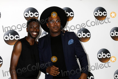 David Jones Photo - Bernard David Jones Marcel Spearsat the ABC TCA Summer Preview Party Beverly Hilton Beverly Hills CA 08-06-17