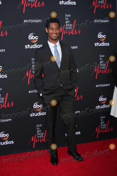 Alfred Enoch Photo - Alfred Enoch at the How To Get Away With Murder ATAS FYC Event Sunset Gower Studios Los Angeles CA 05-28-15David EdwardsNewsflash Pictures 818-249-4998