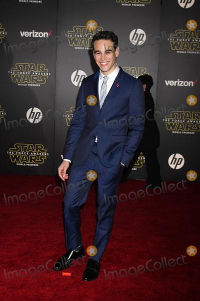 Alberto Rosende Photo - Alberto Rosendeat the Star Wars The Force Awakens World Premiere El Capitan Hollywood CA 12-14-15
