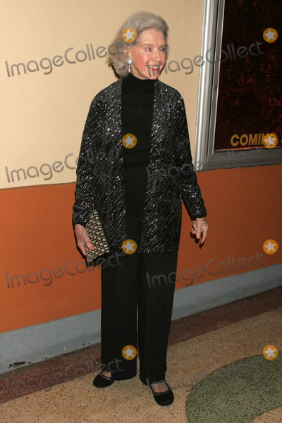 June Allyson Photo - Marsha Huntat the tribute show Hollywood Salutes June Allyson The El Portal Theatre Los Angeles CA 11-02-06