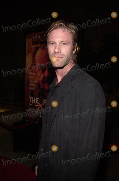 Aaron Eckhart Photo - Aaron Eckhart at the premiere of Warner Brothers The Pledge at the Egypyian Theater Hollywood 01-09-01
