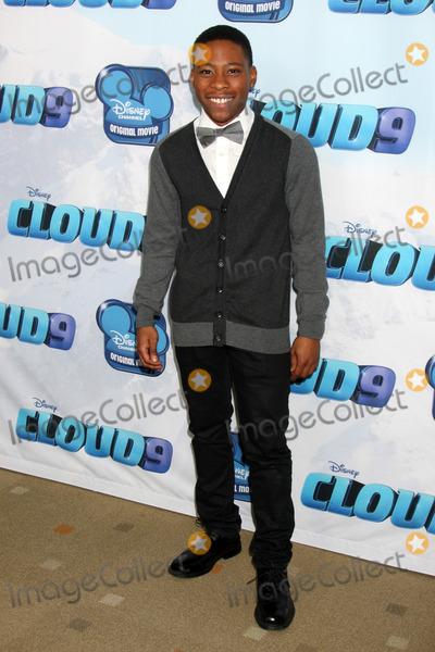Carlon Jeffrey Photo - Carlon Jeffreyat the Premiere Of Disney Channels Cloud 9 Disney Channel Theatre Burbank CA 12-18-13