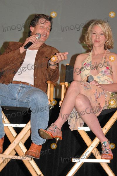 Michael Par Photo - Michael Par and Jenny McShaneat a cast panel and autograph signing for the new horror film Furnace Burbank Hilton Burbank CA 06-04-06