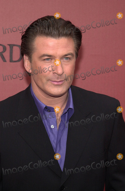 Alec Baldwin Photo -  Alec Baldwin at the inaugural World Stunt Awards Barker Hanger Santa Monica 05-21-01