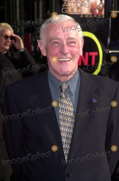John Mahoney Photo - John Mahoney at the 9th Annual Screen Actors Guild Awards arrivals Shrine Auditorium Los Angeles CA 03-09-03