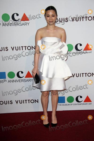 China Chow Photo - China Chowat MOCAs 35th Anniversary Gala MOCA Los Angeles CA 03-29-14