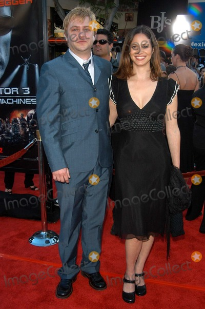 Andrea Savage Photo - Chris Hardwick and Andrea Savage at the premiere of Warner Bros Terminator 3 Rise of the Machines at Mann Village Theater Westwood CA 06-30-03