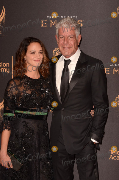 Anthony Bourdain Photo - Anthony Bourdainat the 2017 Creative Arts Emmy Awards Day 1 Microsoft Theater Los Angeles CA 09-09-17