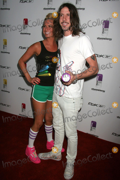 Cisco Adler Photo - Cisco Adler and guest at the Reebok and Vitaminenergy Old School VS New School Party Private Residence Beverly Hills CA 05-31-07
