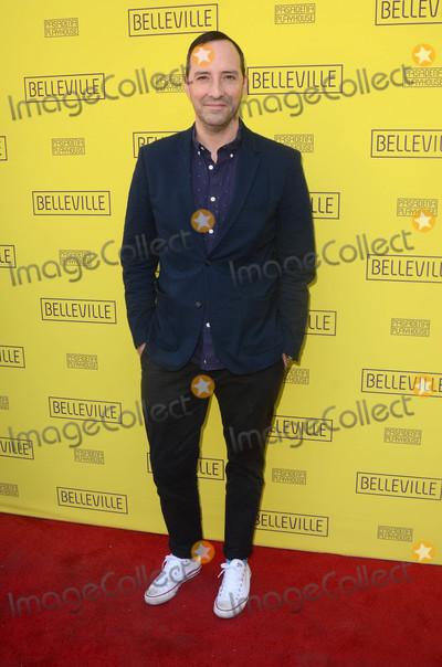 Tony Hale Photo - Tony Haleat the BellevilleOpening Night Red Carpet Pasadena Playhouse Pasadena CA 04-22-18