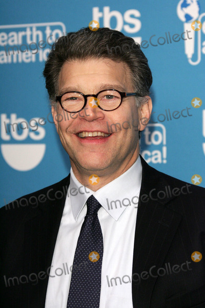 Al Franken Photo - Al Frankenat the Earth to America Show presented by TBS and Laurie David The Colosseum at Caesars Palace Las Vegas NV 11-17-05