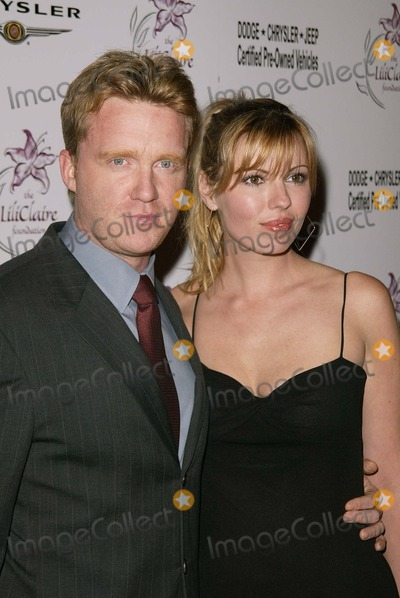 Anthony Michael Hall Photo - Anthony Michael Hall and Sandra Girard at the Lili Claire Foundation 6th Annual Benefit Beverly Hilton Beverly Hills CA 10-18-03