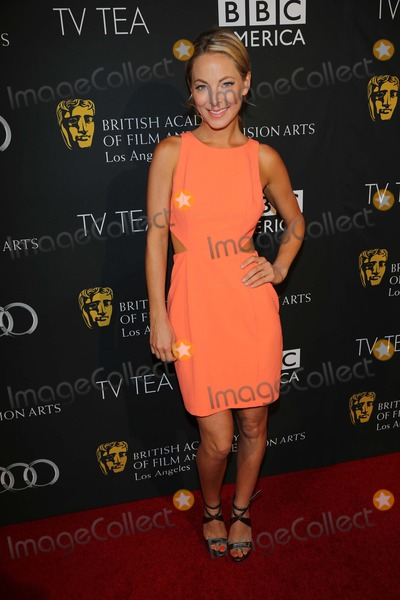 Anastasia Griffiths Photo - Anastasia Griffithat the BAFTA Los Angeles TV Tea 2013 SLS Hotel Beverly Hills CA 09-21-13
