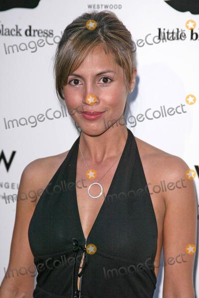 Angie Ruiz Photo - Angie Ruizat the 4th Annual Little Black Dress Gala W Hotel Westwood CA 06-07-05
