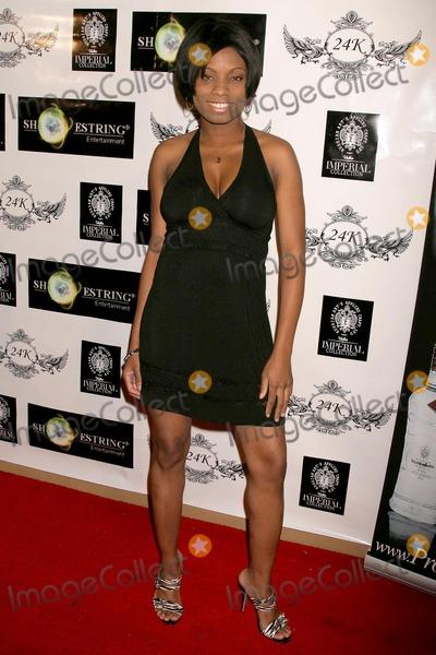 Angelique Bates Photo - Angelique Bates  at the FG Magazine Release Party 24k Lounge West Hollywood CA 12-19-08