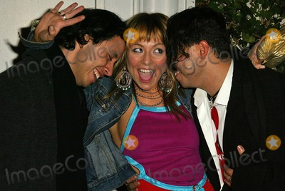 Anise Labrum Photo - Efren Ramirez and Anise Labrum and Carlos Ramirez At the Listen Closely World Premiere starring EG Daily Benefits Last Chance for Animals The Court Theatre Los Angeles CA 02-18-05