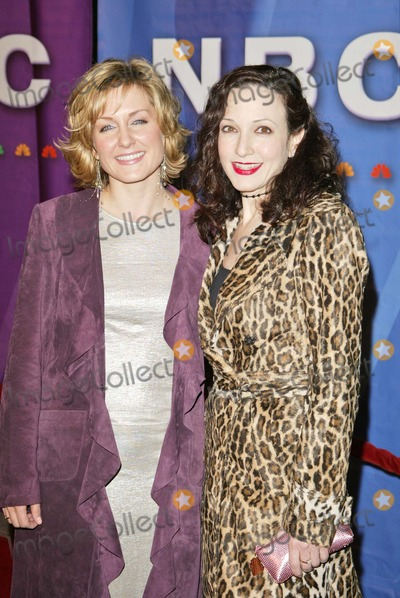 Amy Carlson Photo - Amy Carlson and Bebe Neuwirth at the NBC TCA Party Hard Rock Universal City CA 01-21-05