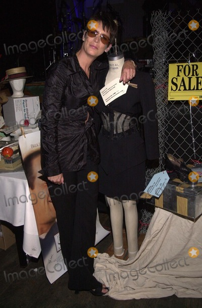 Auction Items Photo -  Jamie Lee Curtis at the Junk Of The Stars benefit where celebs donated auction items to raise money for children with AIDS Hollywood 04-08-00