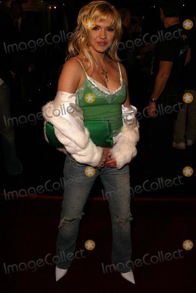 Alexa Havins Photo - Alexa Havins at the world premiere of Warner Bros Torque at the Chinese Theater Hollywood CA 01-14-04