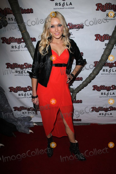 Holley Dorrough Photo - Holley Dorroughat the Monster Man Season 1 Red Carpet Wrap Party Rolling Stone Lounge Hollywood CA 04-16-12