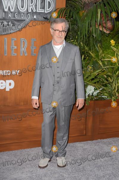 Steven Spielberg Photo - Steven Spielbergat the Jurassic World Fallen Kingdom Premiere Walt Disney Concert Hall Los Angeles CA 06-12-18
