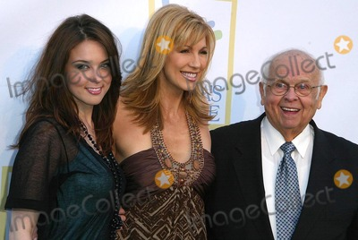 Anna Nalick Photo - Anna Nalick with Leeza Gibbons and Johnny Grantat the opening of Leezas Place Care Center Leezas Place Care Center Hollywood CA 04-21-06