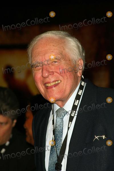 Angus Scrimm Photo - Angus Scrimm at the world premiere of Disneys National Treasure at the Pasadena Civic Auditorium Pasadena CA 11-08-04